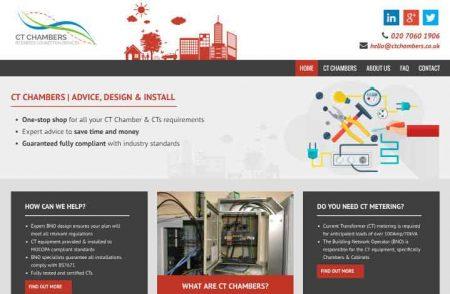 CT Chambers Website