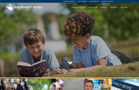 Bewdley School Website