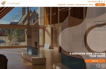 The Hub Website